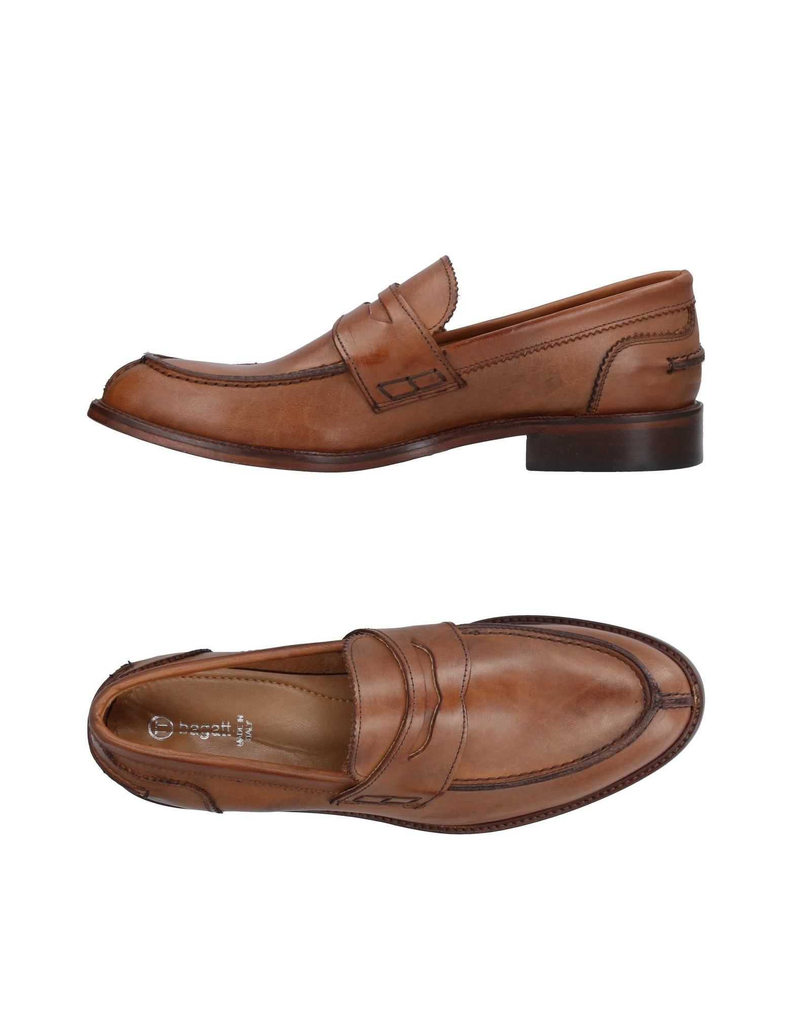 Rabatt echte Schuhe Bagatt Mokassins Herren  11413028WI