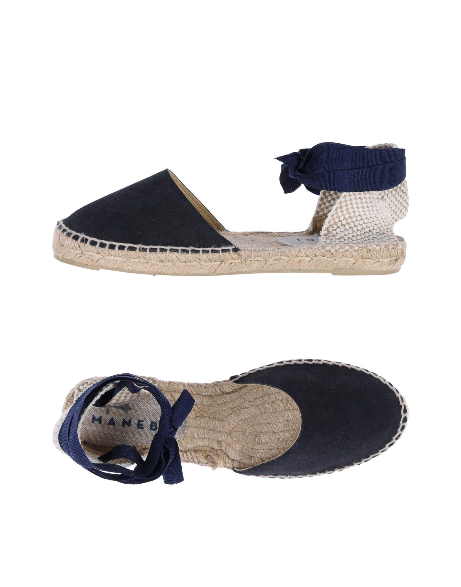 Espadrillas Manebí Donna - 11413062RP Scarpe economiche e buone