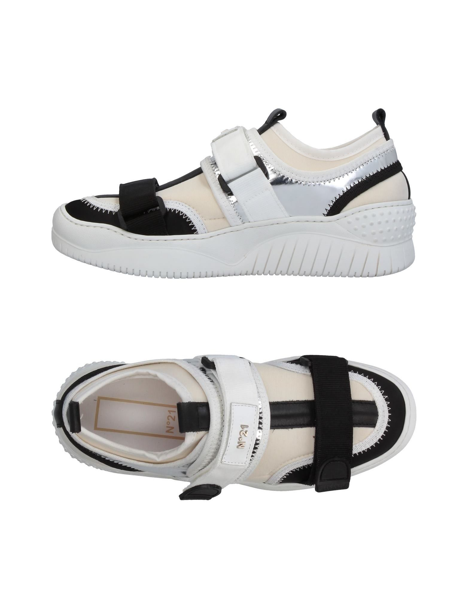 Stilvolle billige Schuhe N° 21 Sneakers Damen    11413065AW 634d35