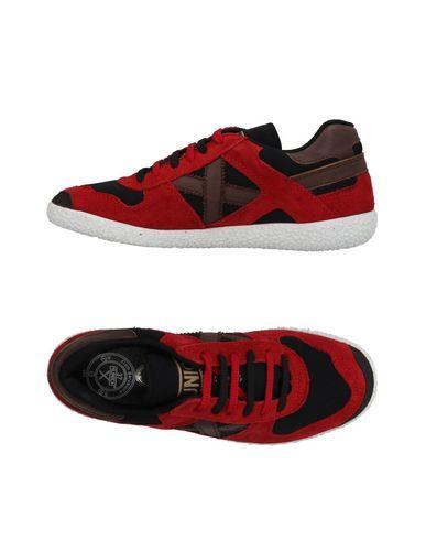Los zapatos más populares para Zapatillas hombres y mujeres Zapatillas para Munich Mujer - Zapatillas Munich Rojo e5bce9
