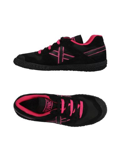 Moda barata Zapatillas y hermosa Zapatillas Munich Mujer - Zapatillas barata Munich Negro 8fc554