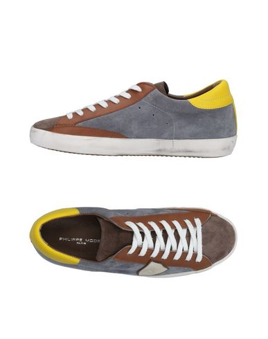 Philippe Model Philippe Gris Model Sneakers Philippe Model Sneakers Sneakers Gris Gris Philippe Model BwBqCzOr