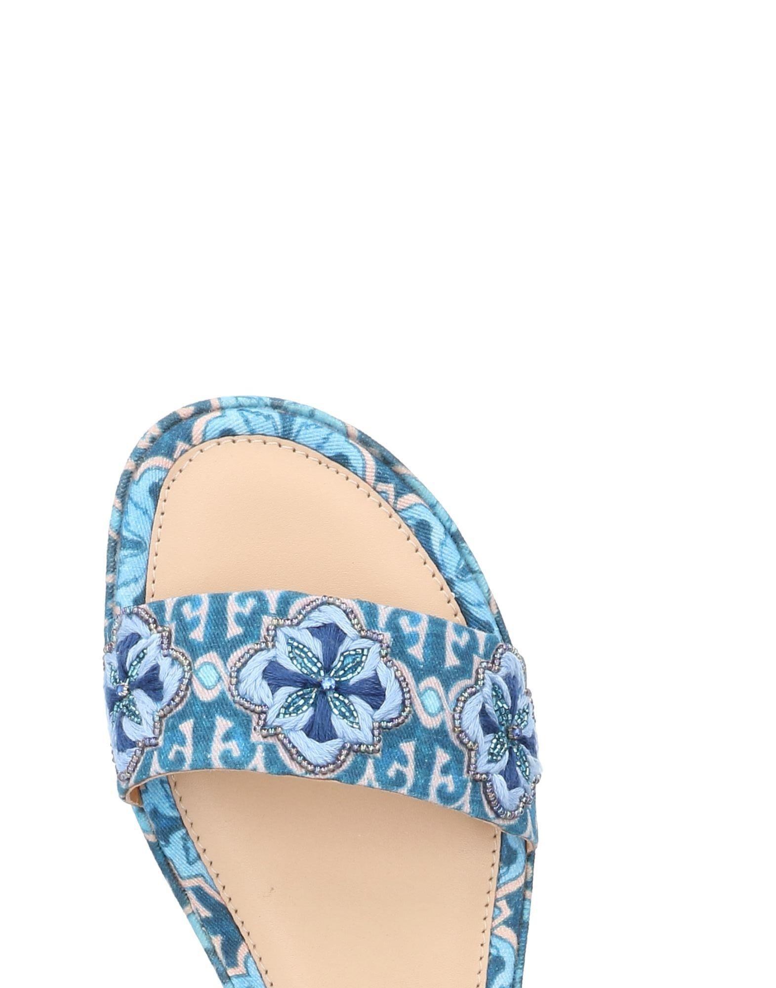 Sandales Coral Blue Femme - Sandales Coral Blue sur