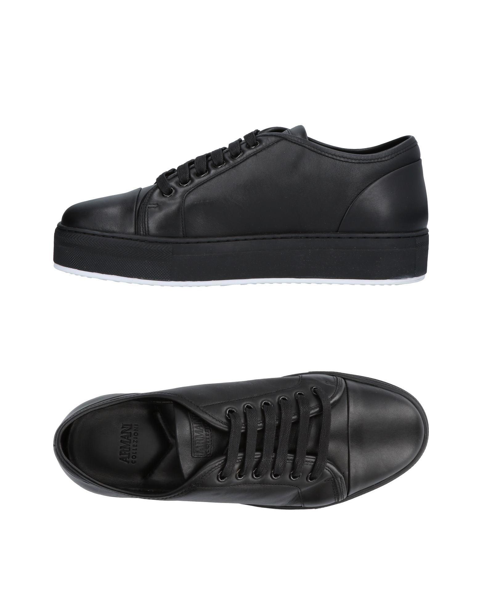 Armani Collezioni Collezioni Sneakers - Men Armani Collezioni Collezioni Sneakers online on  United Kingdom - 11413329IU cb0c53