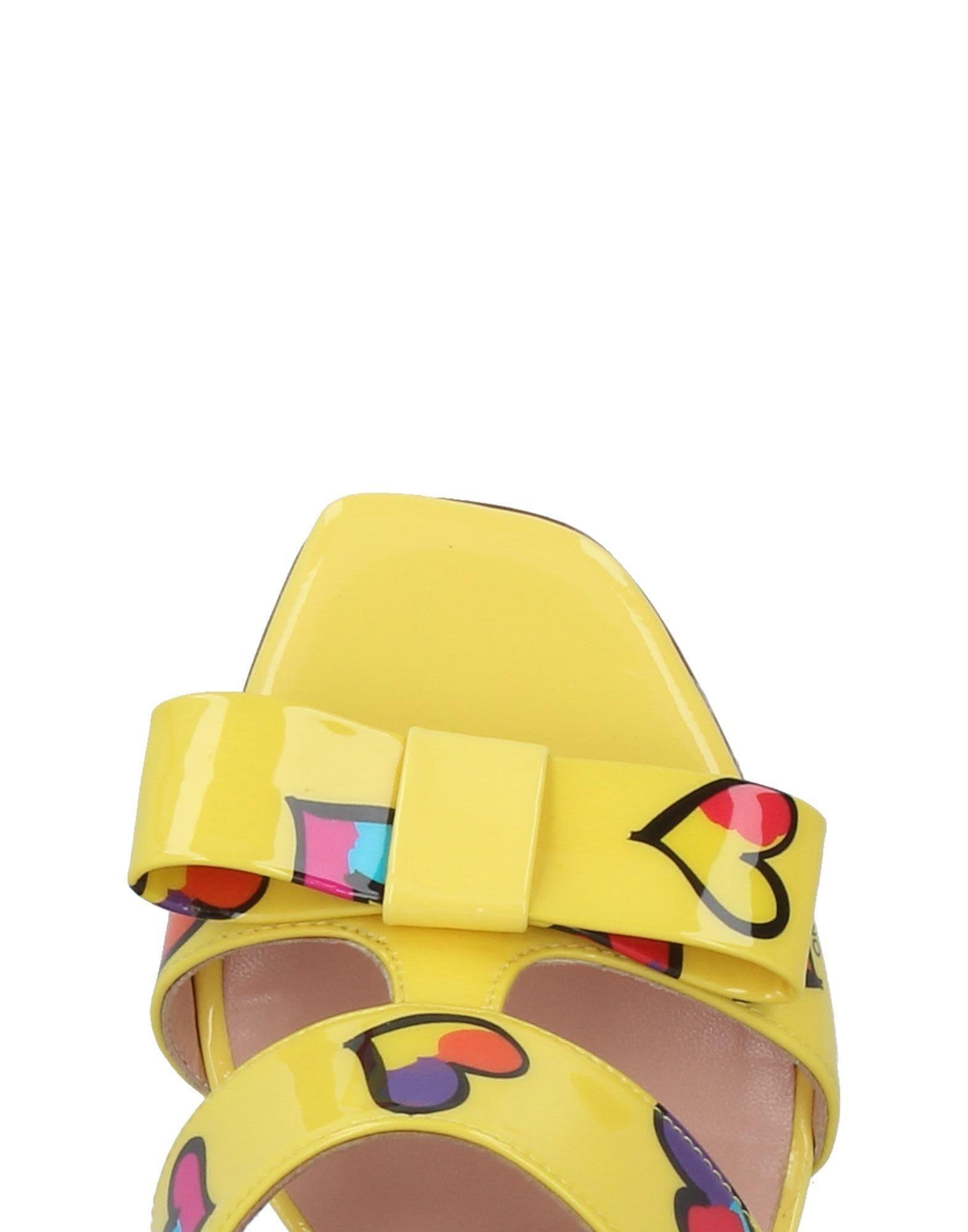 Sandali Sandali Sandali Boutique Moschino Donna - 11413330PJ 5158c6