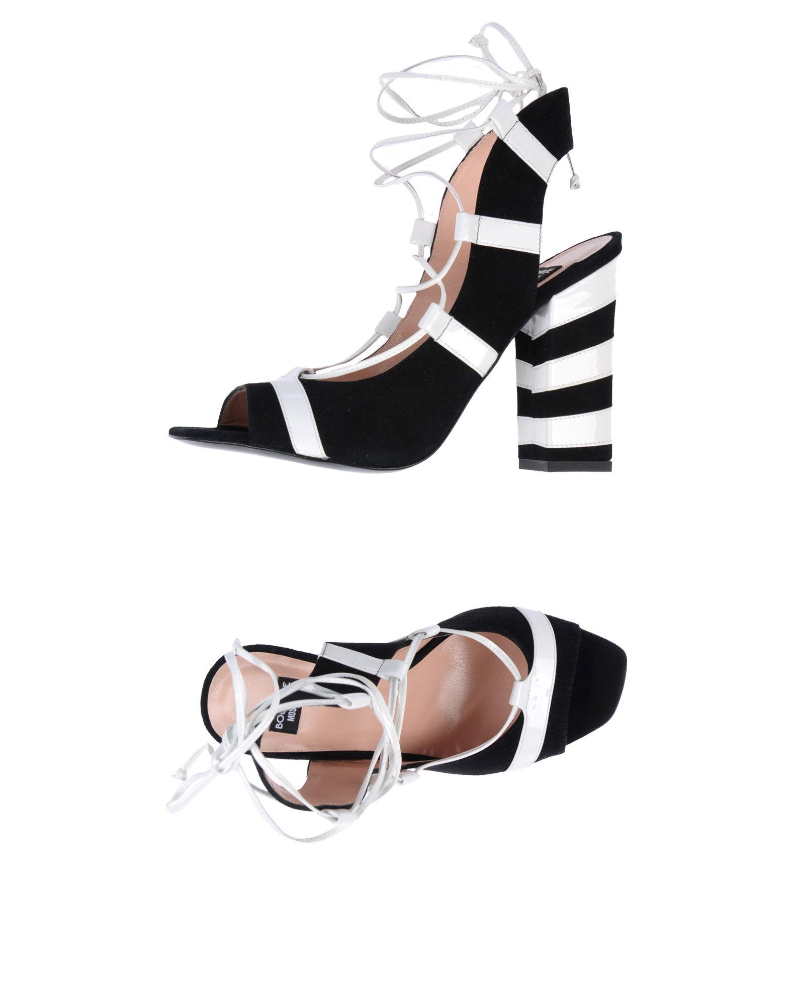 Boutique 11413355WC Moschino Sandalen Damen  11413355WC Boutique Neue Schuhe 2165cc
