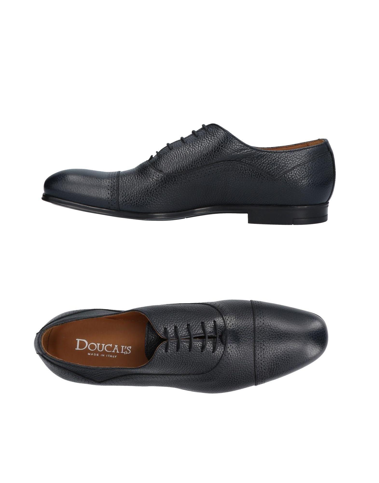 Doucal's Schnürschuhe Herren  11413360SP Gute Qualität beliebte Schuhe
