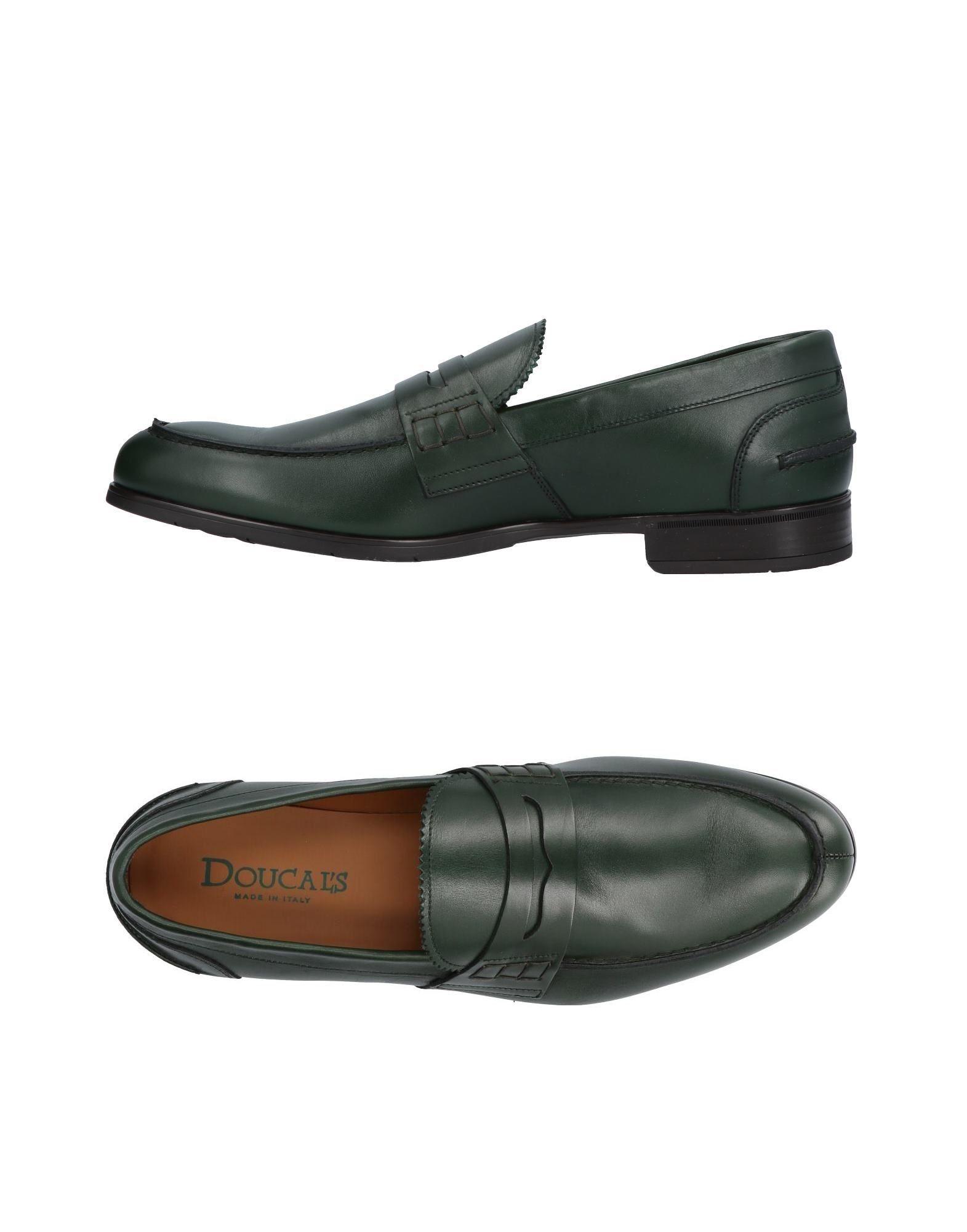 Haltbare Mode billige Schuhe Doucal's Mokassins Herren  11413382BX Heiße Schuhe