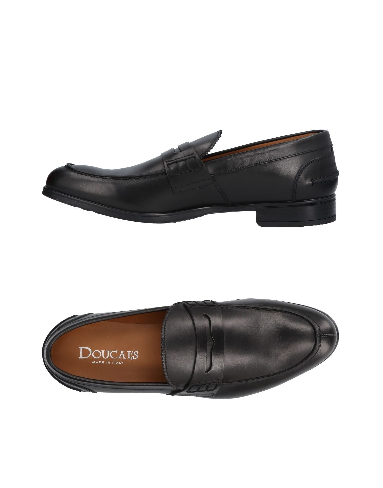 Rabatt echte Schuhe Doucal's Mokassins Herren  11413382WF