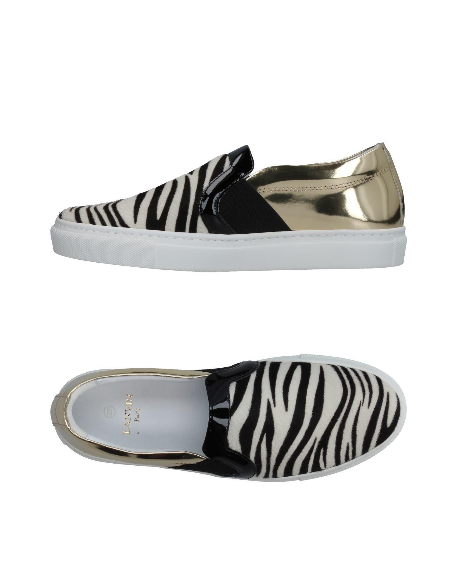 Lanvin Sneakers Damen  11413418XPGut aussehende strapazierfähige Schuhe