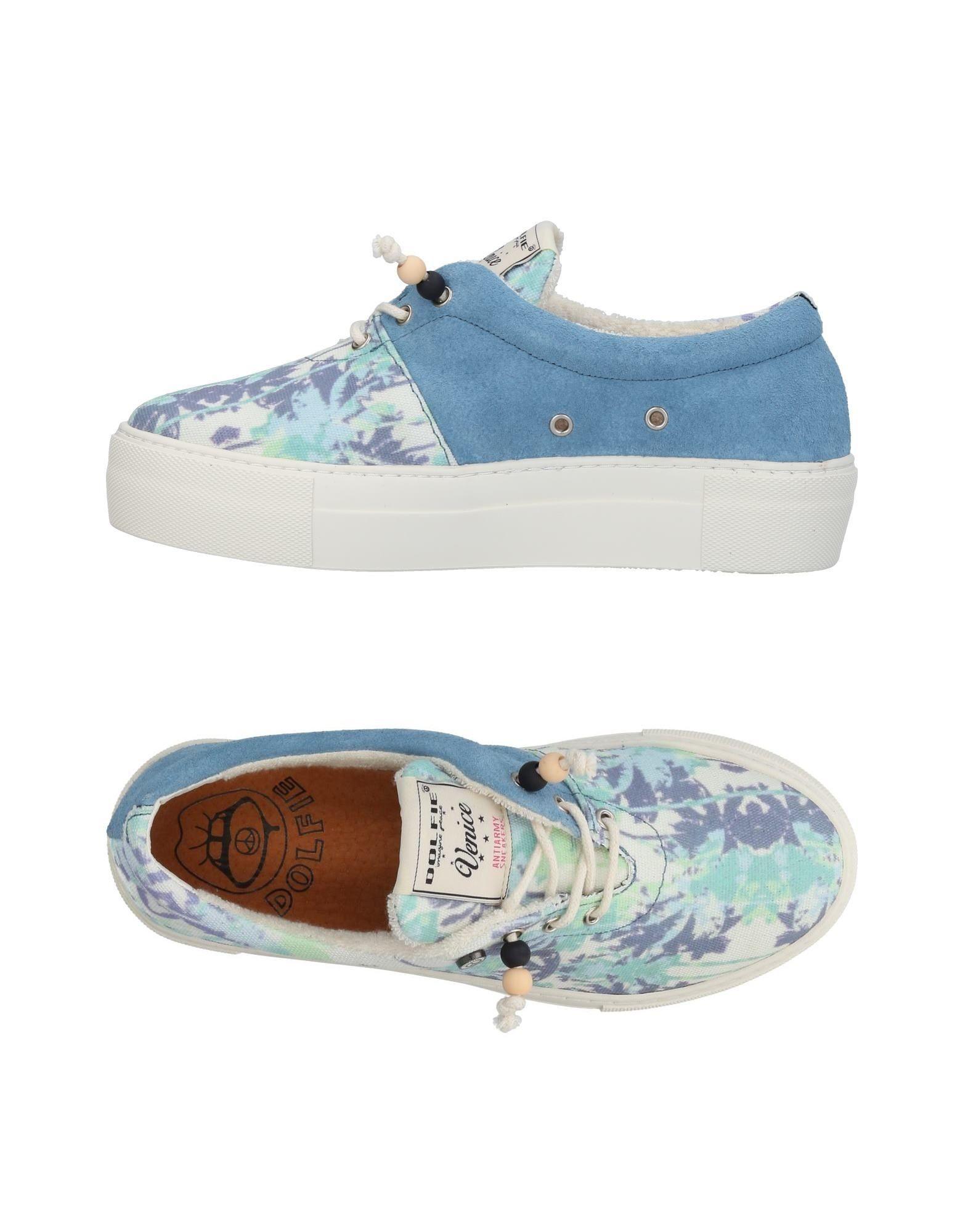 Haltbare Mode billige Schuhe Dolfie Sneakers Damen  11413508DP Heiße Schuhe