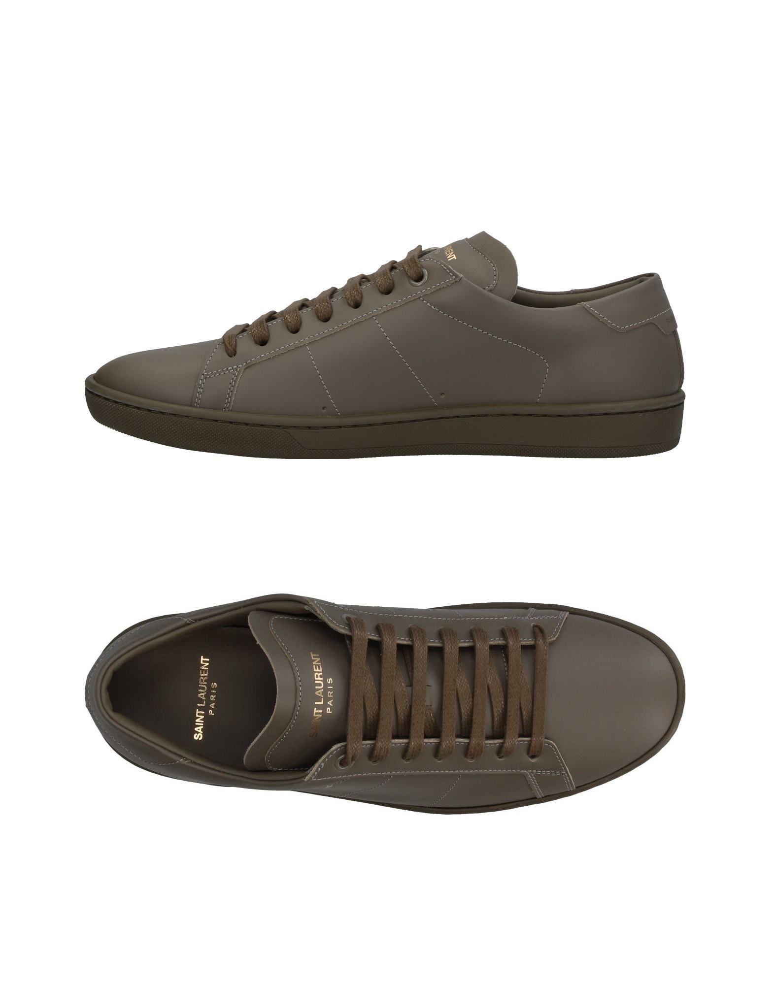 Saint Laurent Sneakers Herren Neue  11413565LD Neue Herren Schuhe 67f39d