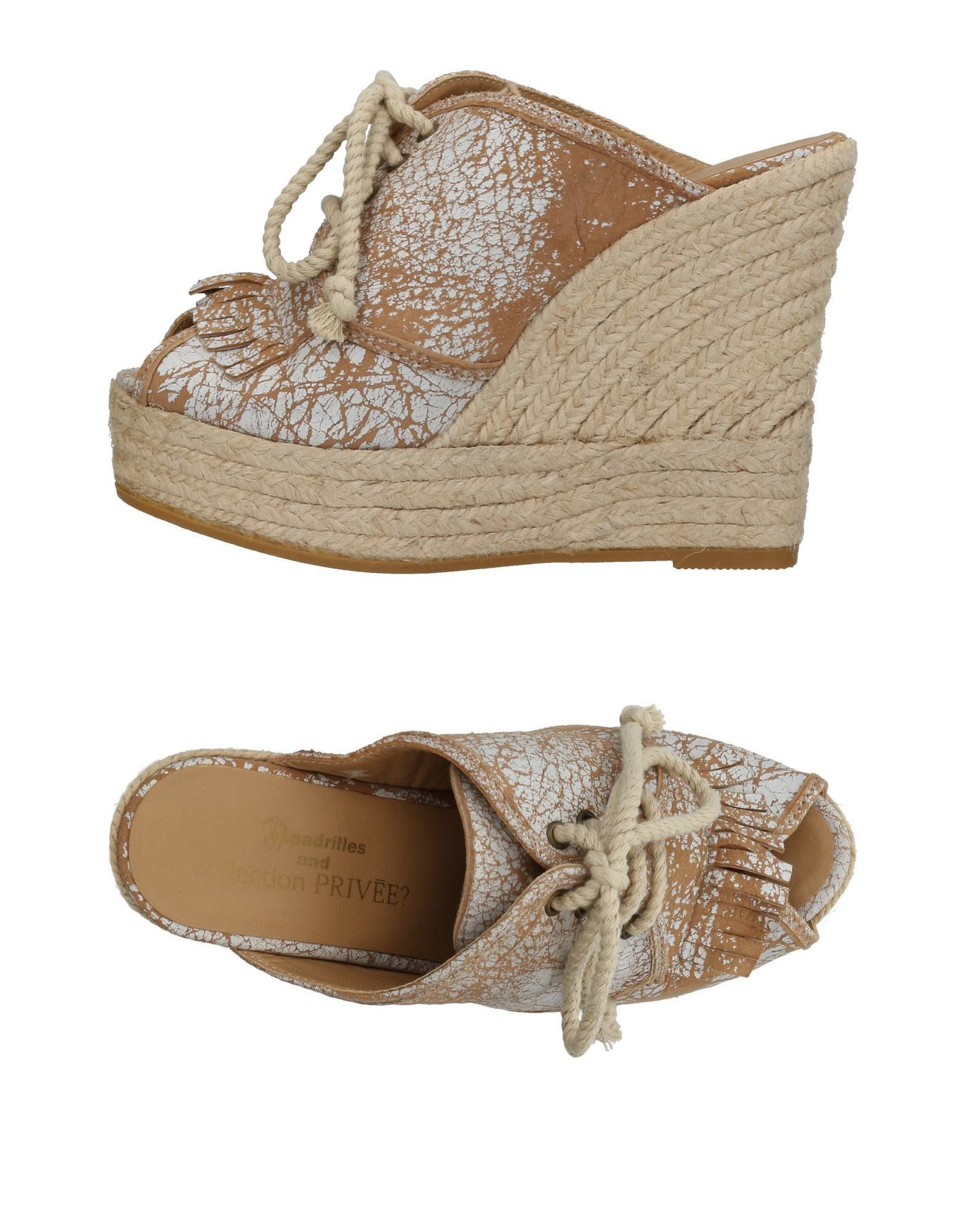 Sandali Espadrilles And Collection Privēe? Donna - Acquista online su
