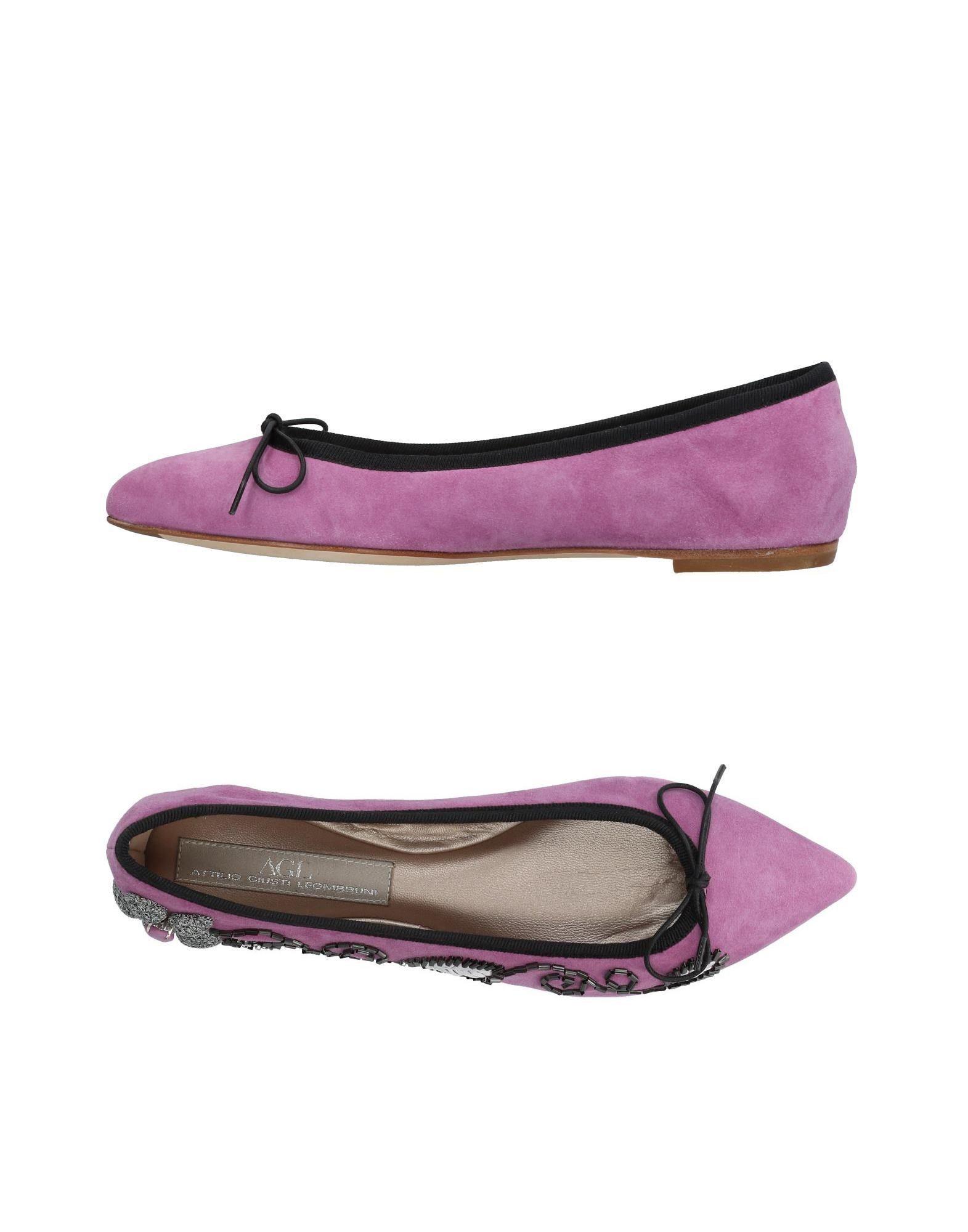 d0b9dcf50ce239 Agl Damen Attilio Giusti Leombruni Ballerinas Damen Agl 11413627CX Gute  Qualität beliebte Schuhe b55756