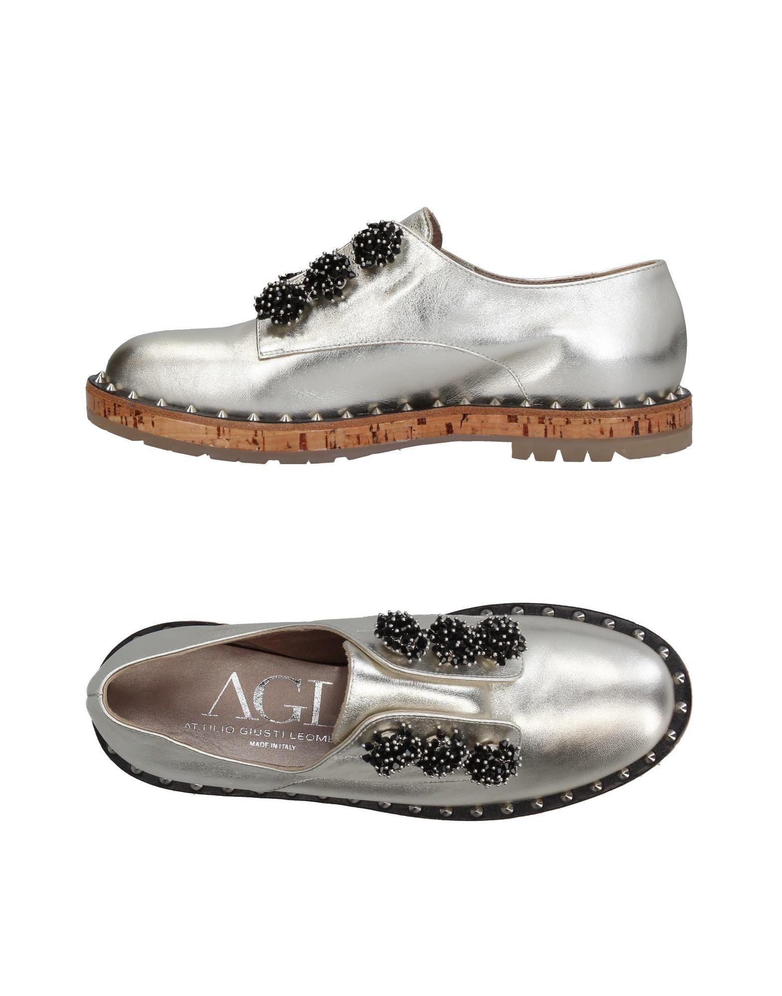 Agl Attilio Giusti Leombruni Mokassins Damen  11413670JI Heiße Schuhe