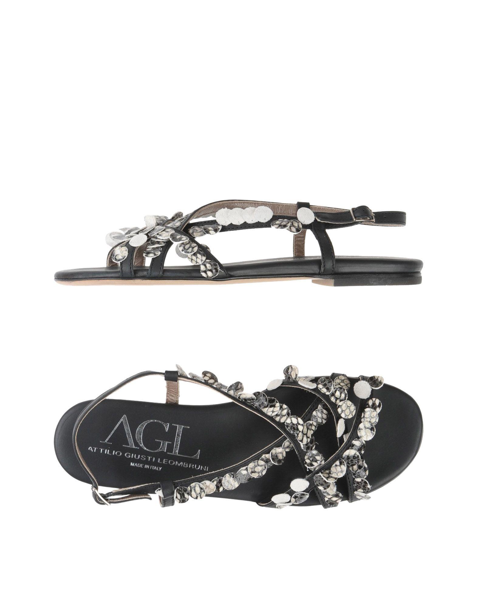 Agl Attilio Giusti Leombruni Sandalen Damen  11413684IW Gute Qualität beliebte Schuhe