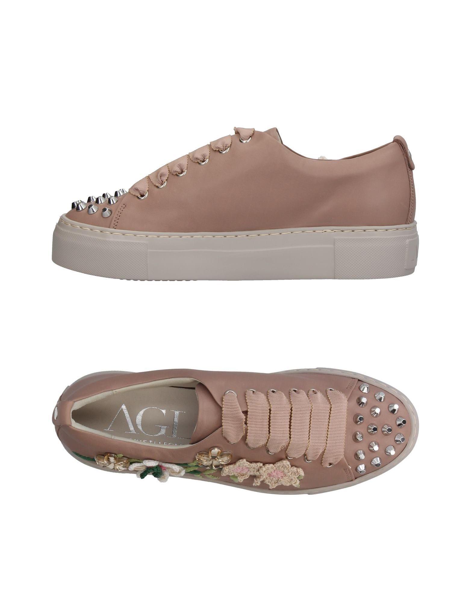 Stilvolle billige Schuhe Agl Attilio Giusti Leombruni Sneakers Damen  11413718FH