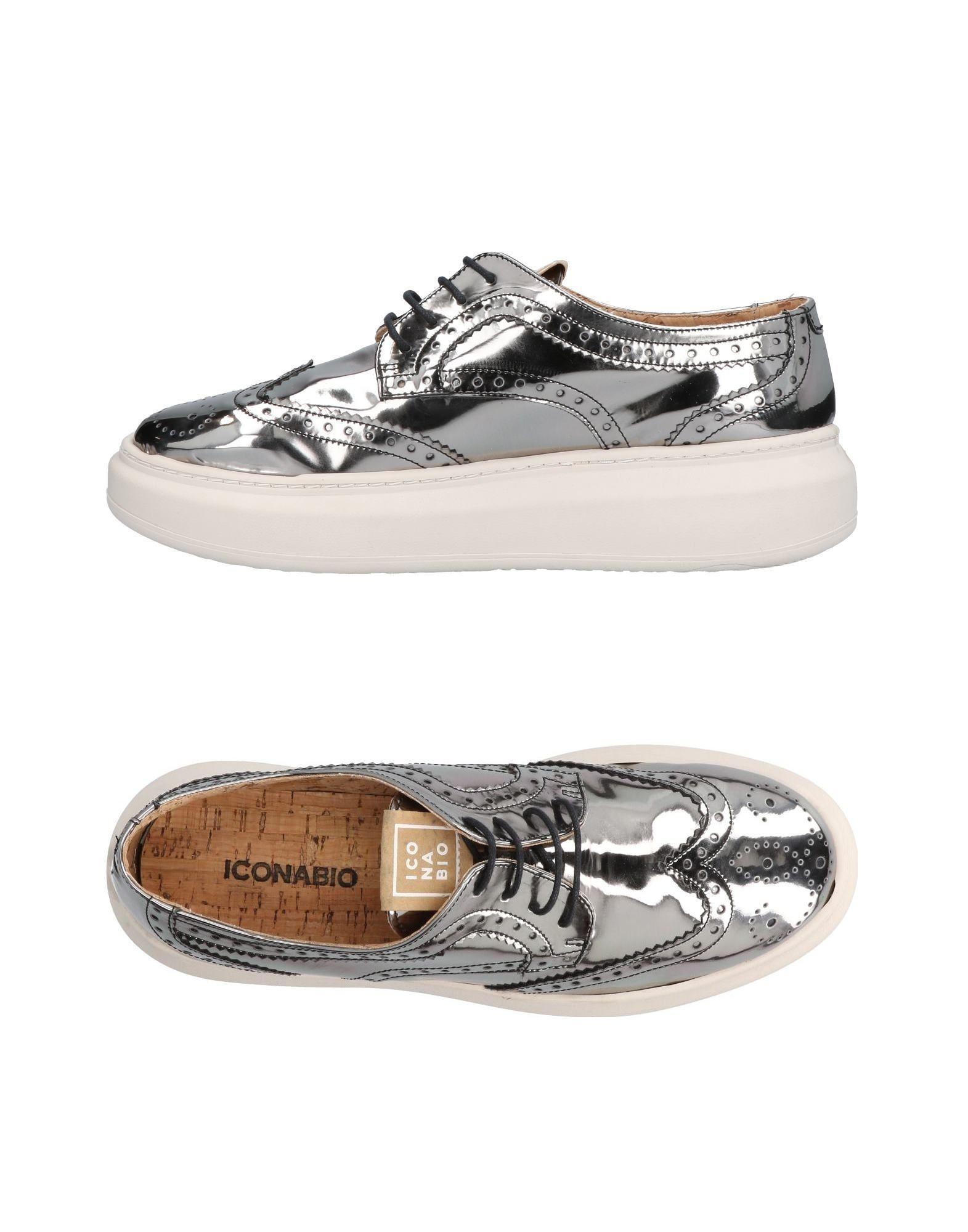 Chaussures À Lacets Icona Bio Femme - Chaussures À Lacets Icona Bio sur