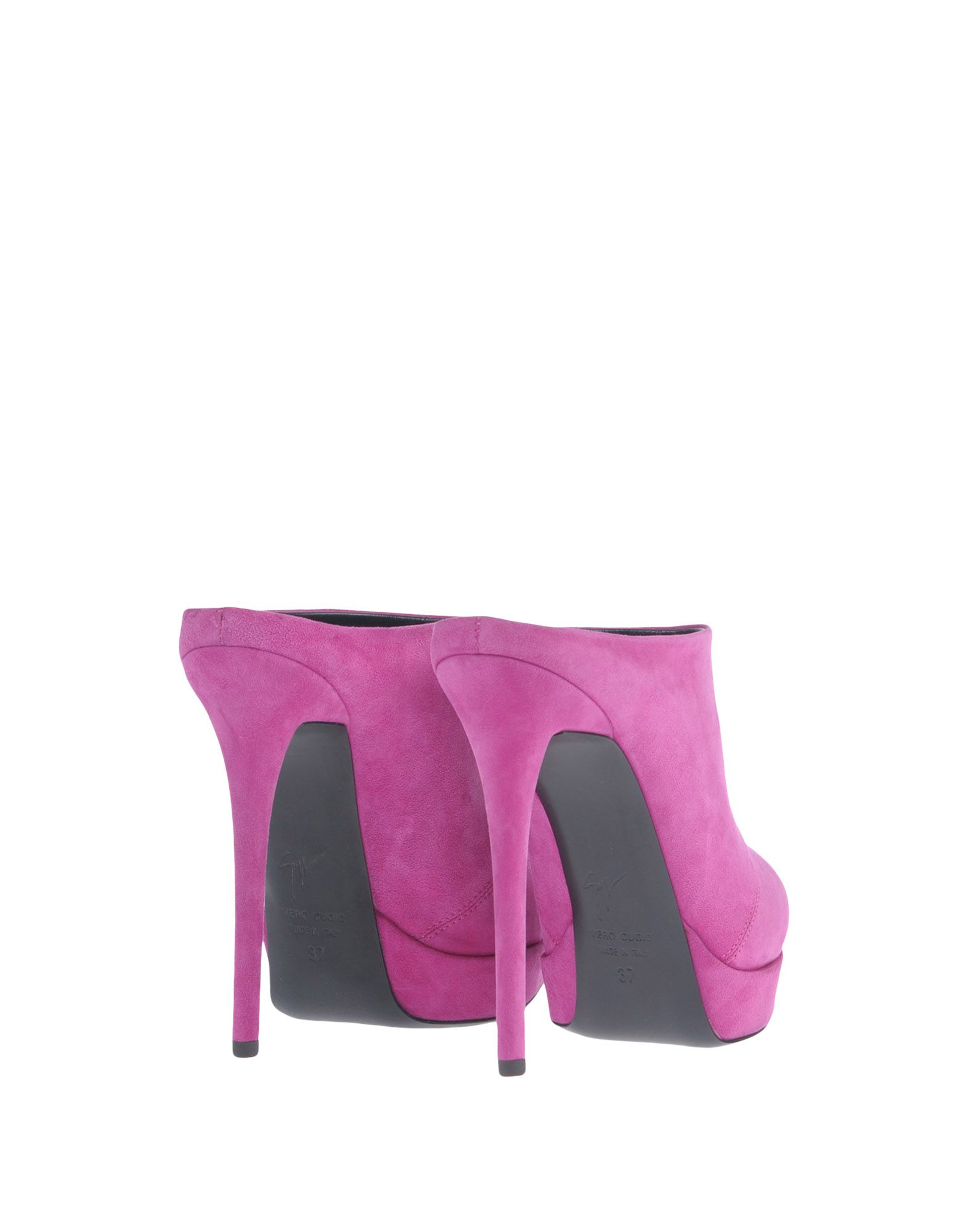 Mules Giuseppe Zanotti Design Femme - Mules Giuseppe Zanotti Design sur