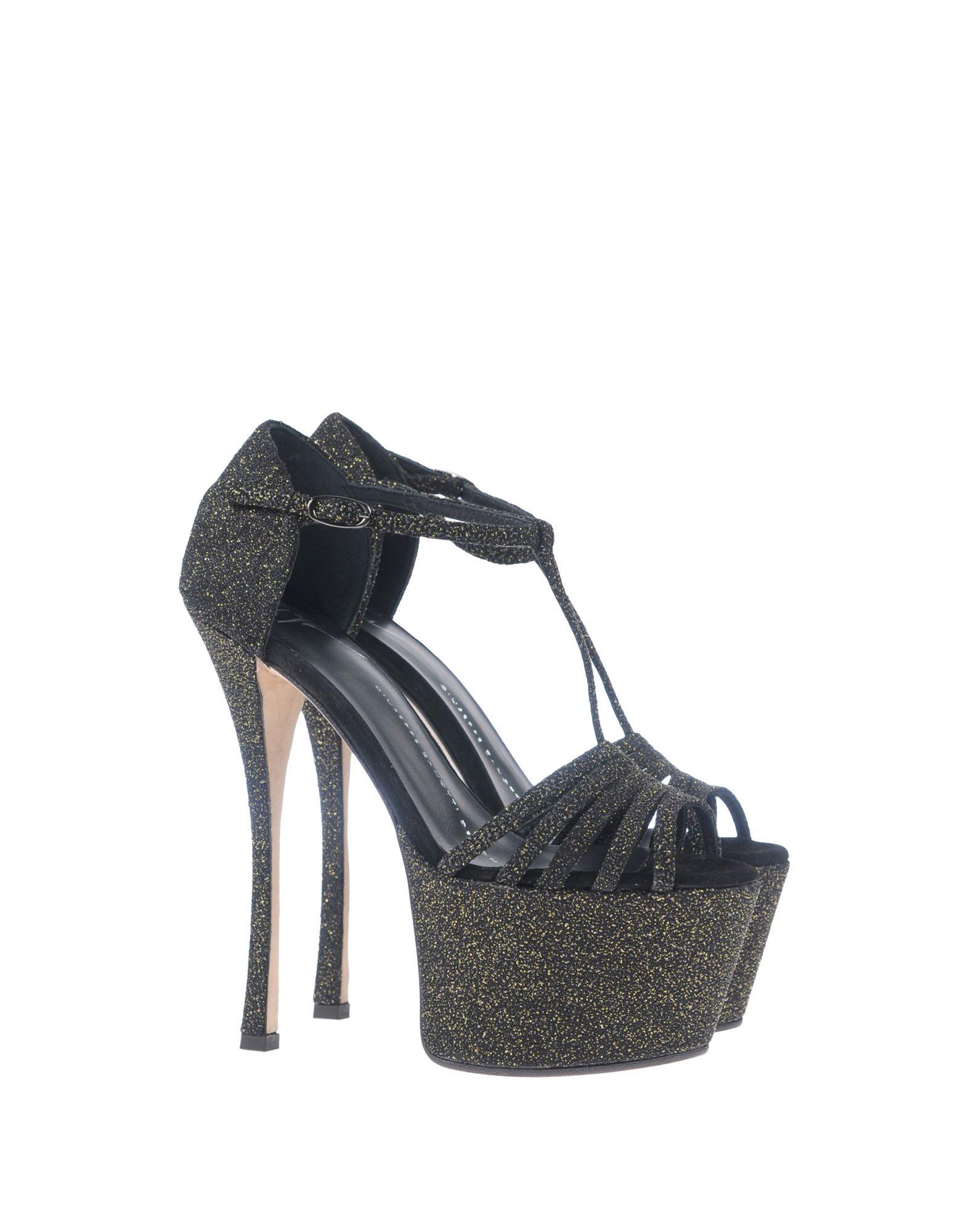 Giuseppe Zanotti Sandalen Damen   Damen 11413980LC Neue Schuhe 8ef589