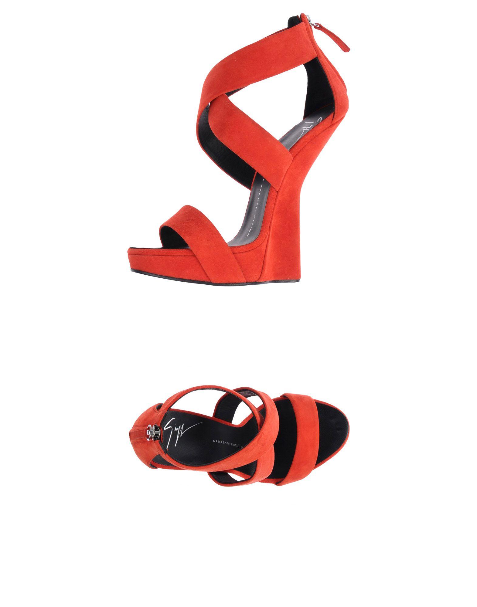 Giuseppe Zanotti Sandalen Damen  11413992GDGünstige gut aussehende Schuhe