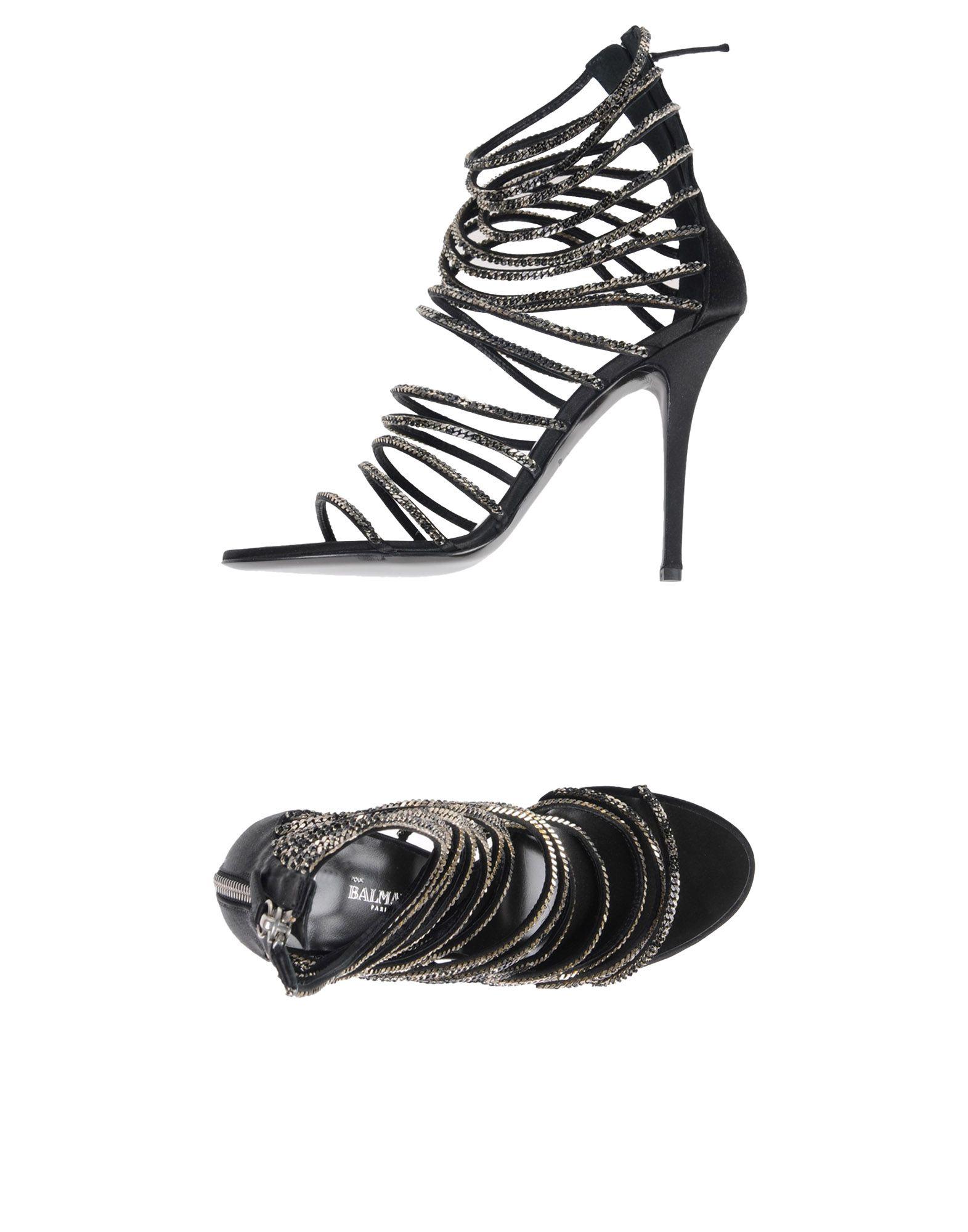 Sandali Giuseppe Zanotti Design Pour Balmain Donna - Acquista online su