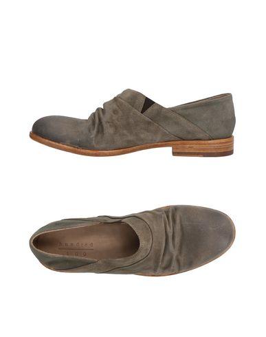 Zapatos con descuento Mocasín Hundred 100 Hombre - Mocasines Hundred 100 - 11414048PV Gris