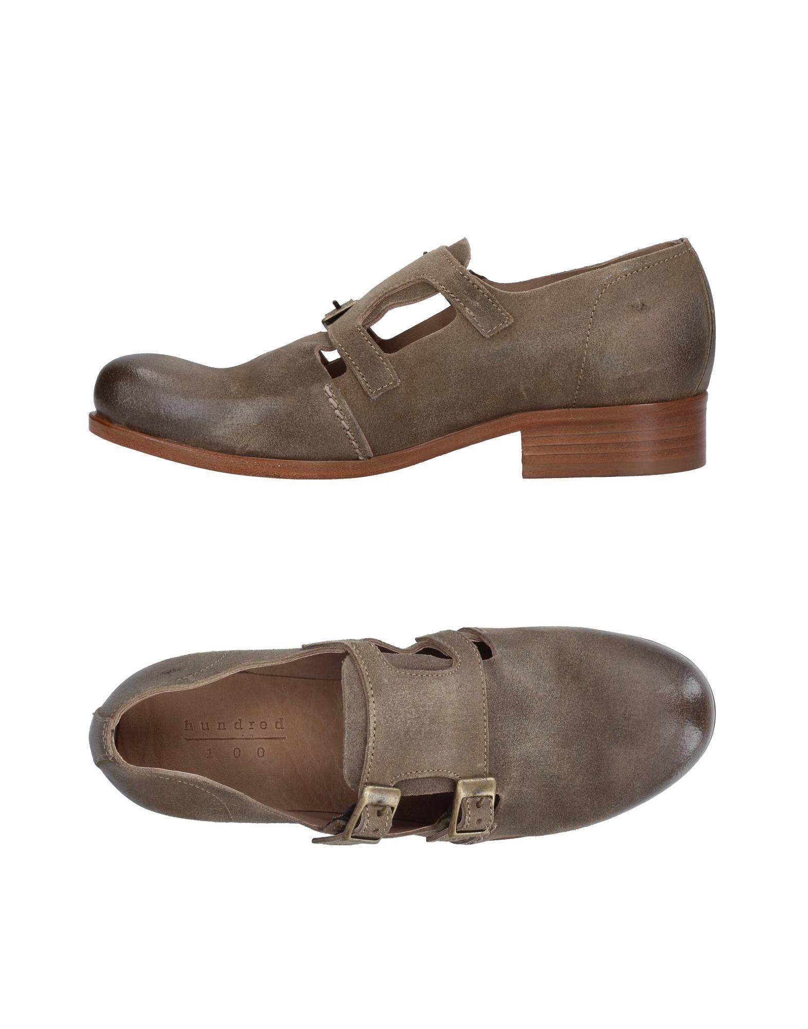 Hundred 100 Mokassins Damen  11414119KC Gute Qualität beliebte Schuhe