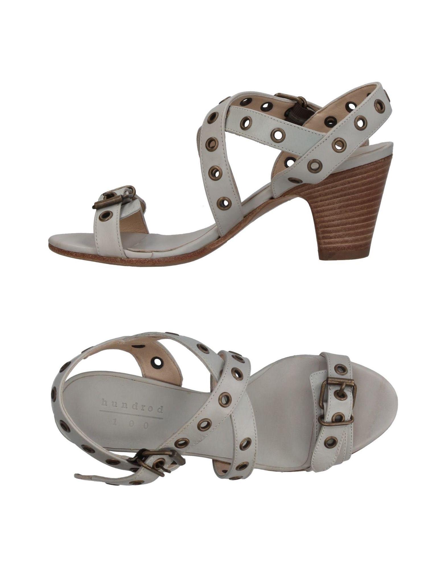 Hundred 100 Sandalen Damen  11414123SN Gute Qualität beliebte Schuhe