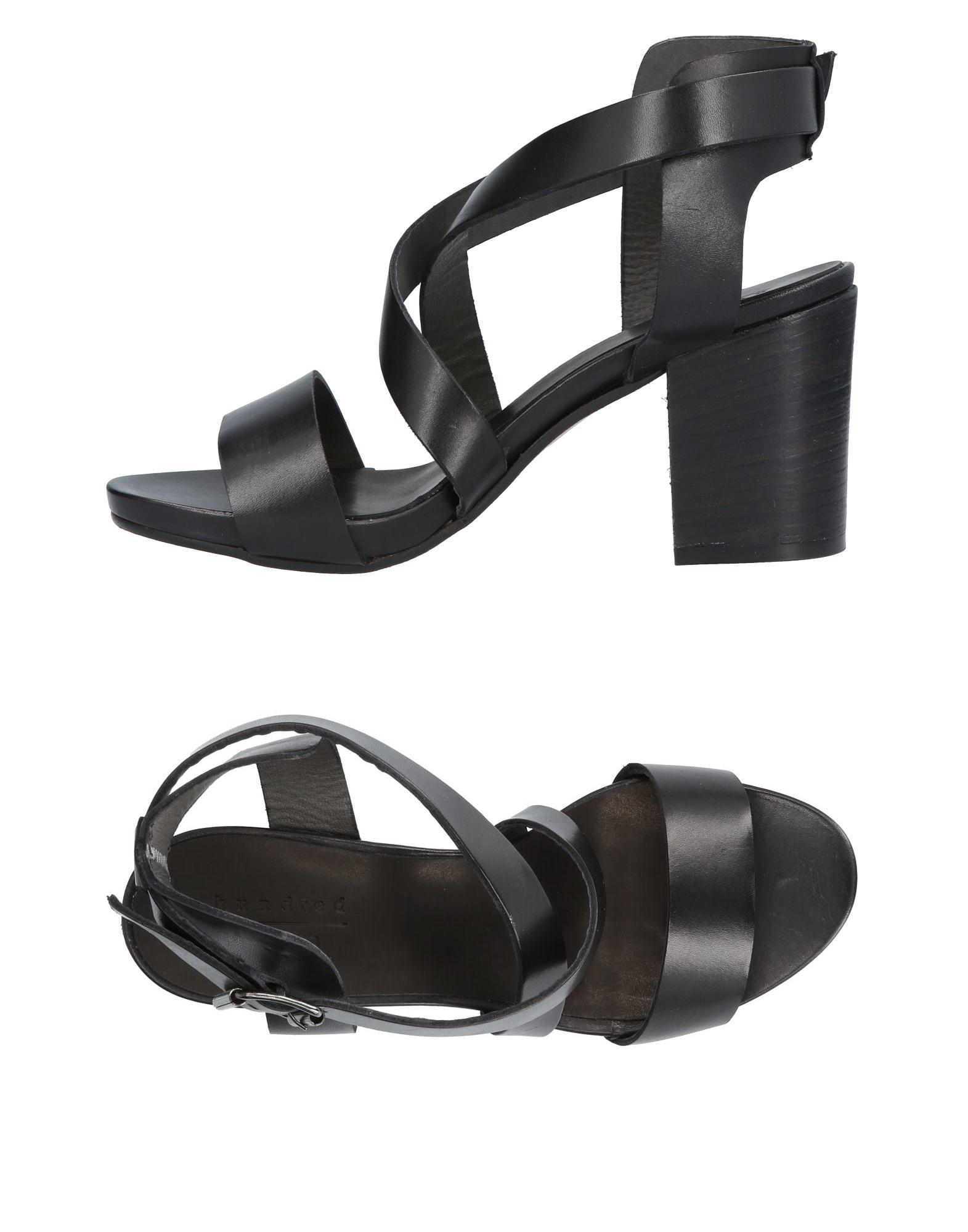 Gut um billige Schuhe zu tragenHundred tragenHundred tragenHundred 100 Sandalen Damen  11414139EU 2e6869