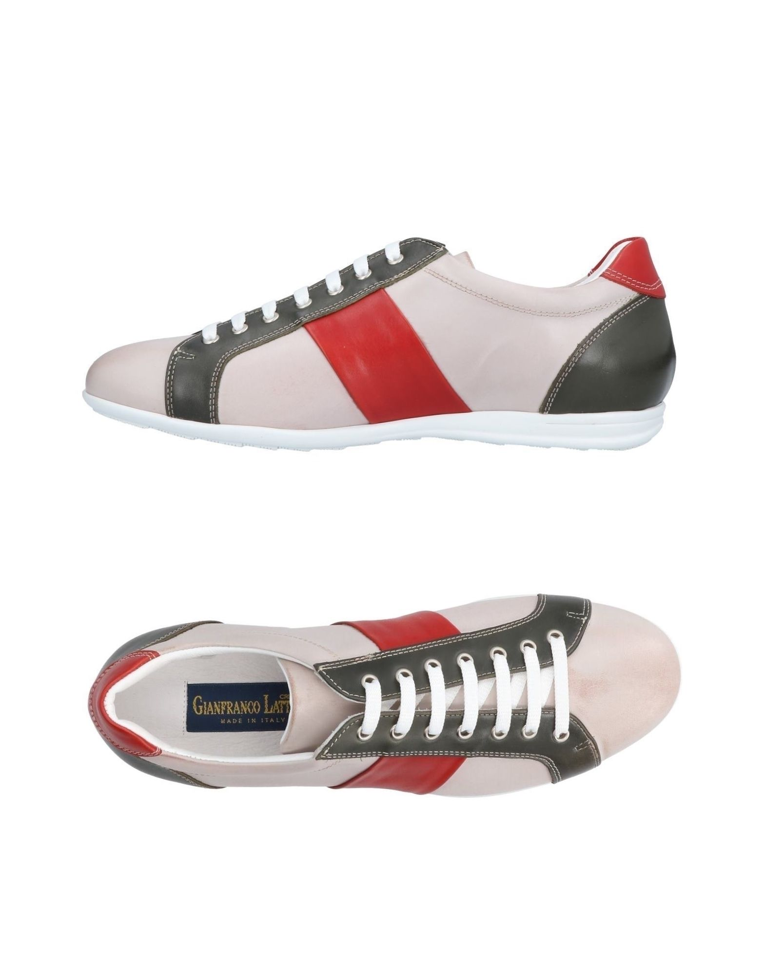 Sneakers Gianfranco Lattanzi Homme - Sneakers Gianfranco Lattanzi  Beige Remise de marque