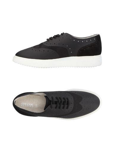 Los últimos zapatos de y hombre y de mujer Zapatillas Geox Mujer - Zapatillas Geox - 11414237WT Negro 3273ef