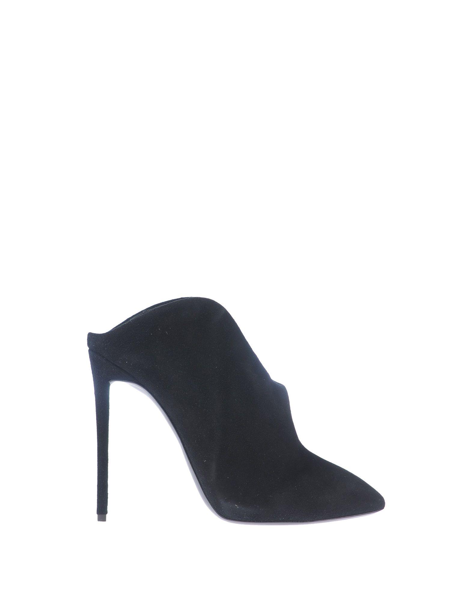 Giuseppe Zanotti strapazierfähige Pantoletten Damen  11414253HNGut aussehende strapazierfähige Zanotti Schuhe 8a9353