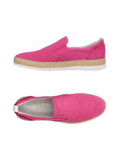 Zapatos especiales para hombres y mujeres Zapatillas Geox Mujer - Zapatillas Geox - 11414440PN Fucsia