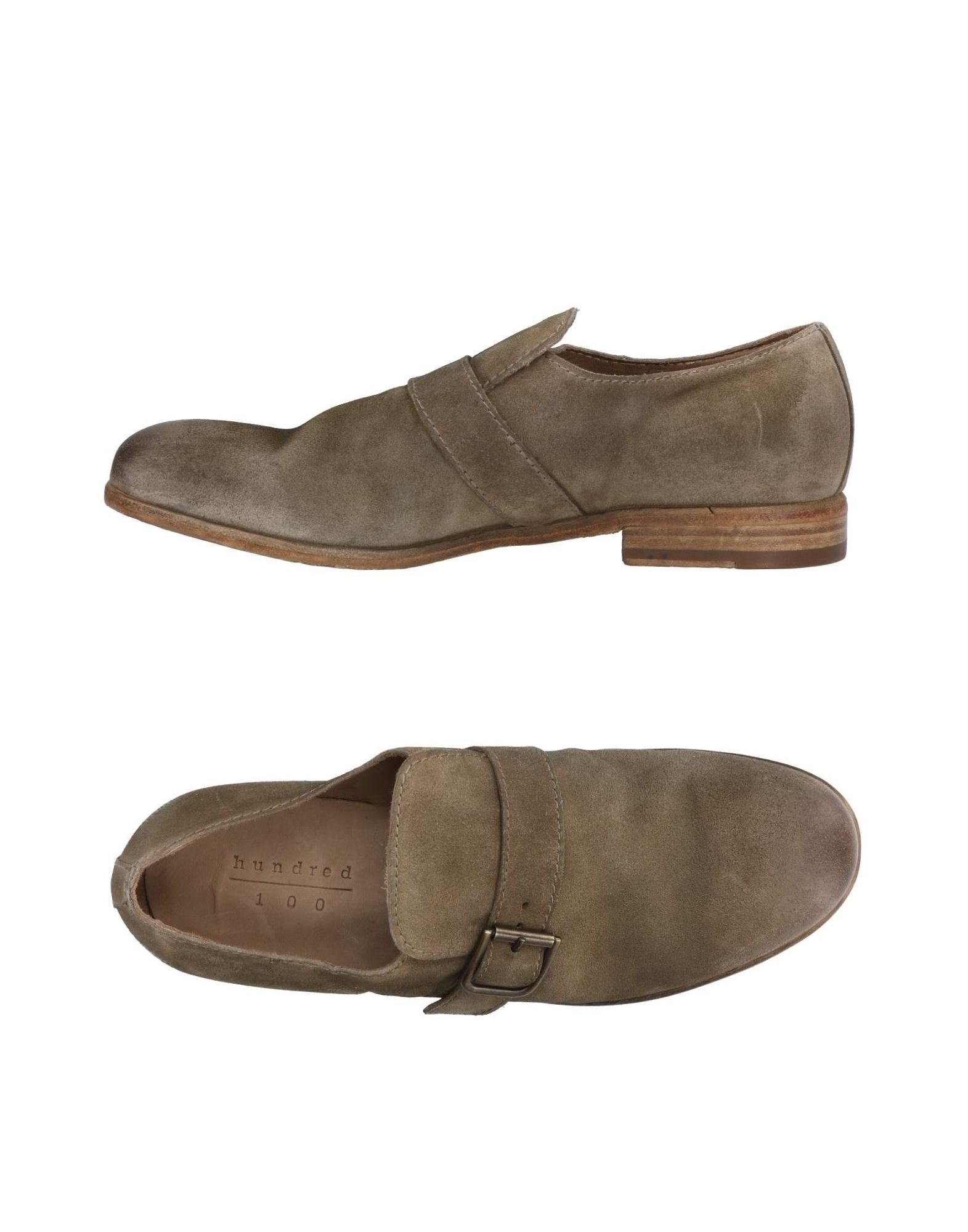 Mocassino Hundred 100 Uomo - 11414488CC