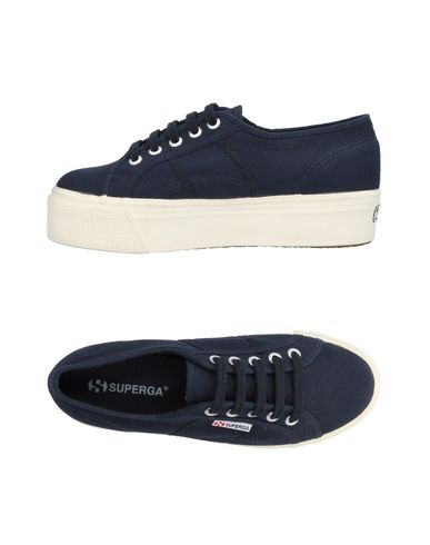 Zapatos especiales para hombres y mujeres Zapatillas Superga® Mujer - Zapatillas Superga® - 11414637OT Azul oscuro