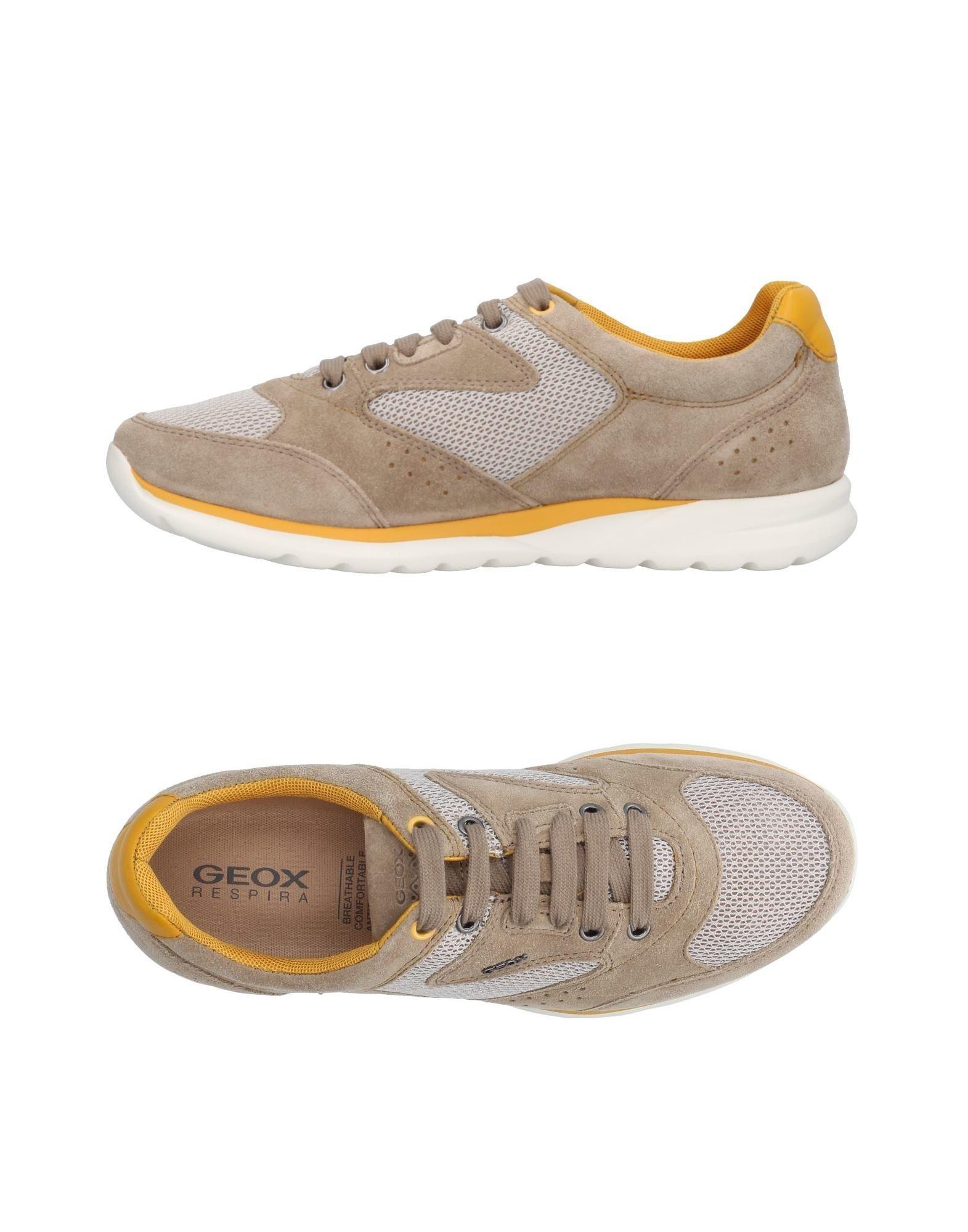 Rabatt echte Schuhe Geox Sneakers Herren  11414681CG