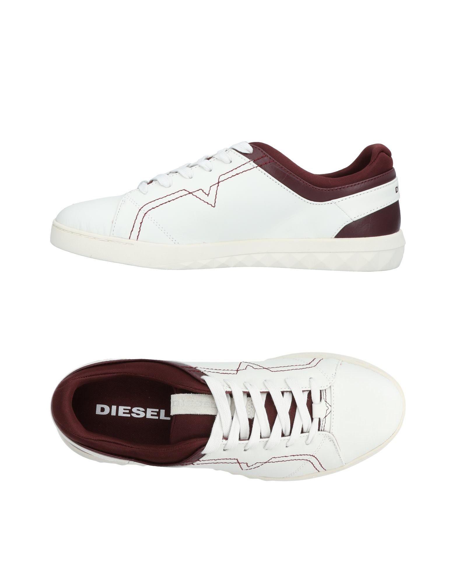 Sneakers Diesel Uomo - 11414687WC elegante