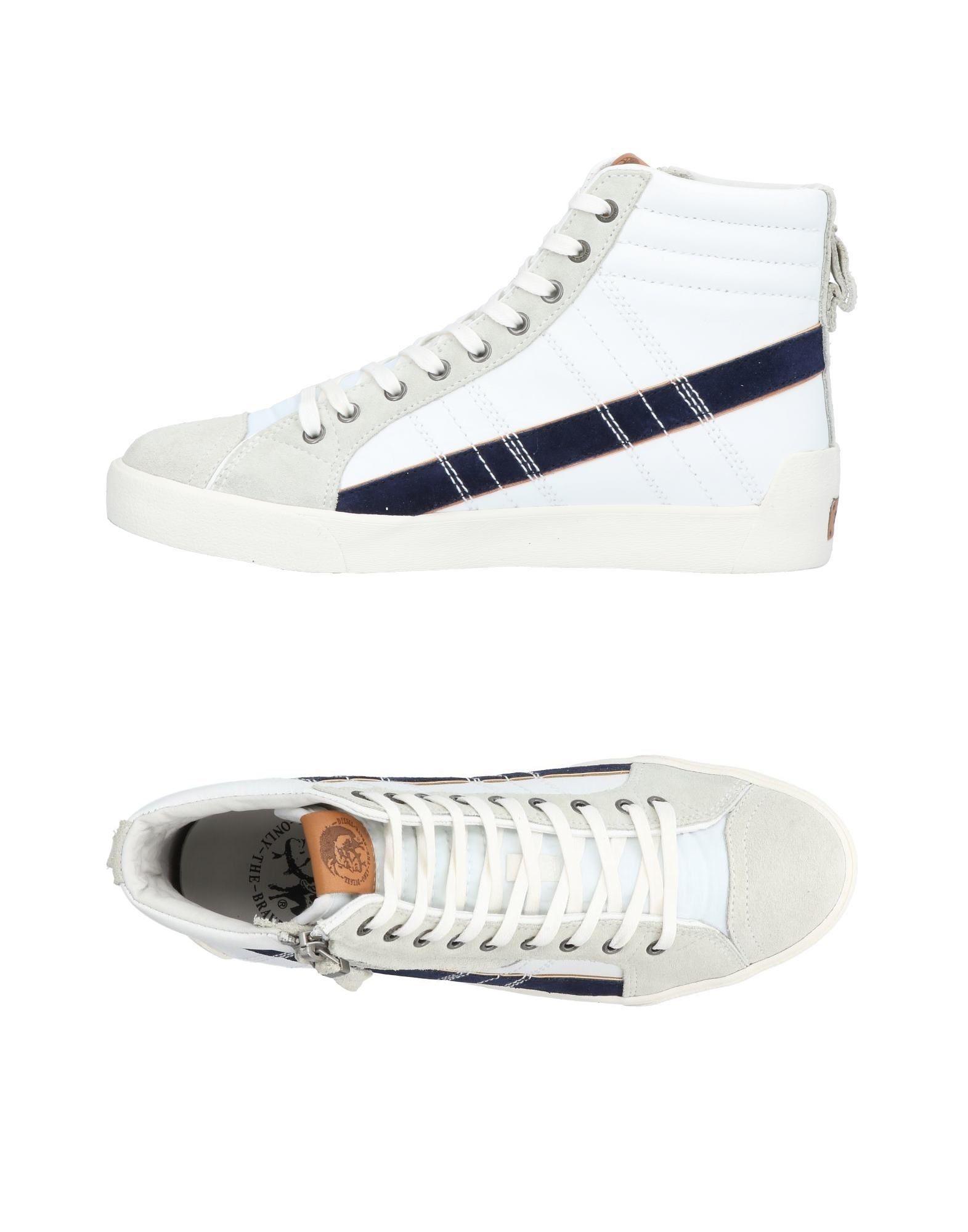 Haltbare Mode billige Schuhe Diesel Sneakers Herren  11414697TN Heiße Schuhe
