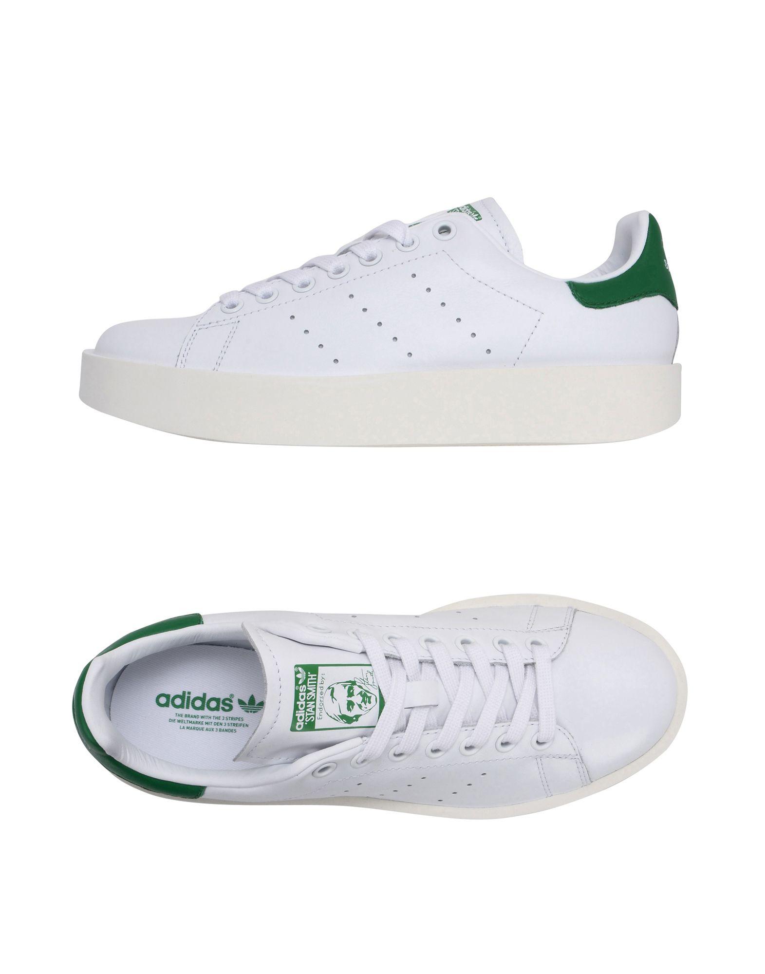 Sneakers Adidas Originals Stan Smith Bold W - Femme - Sneakers Adidas Originals sur