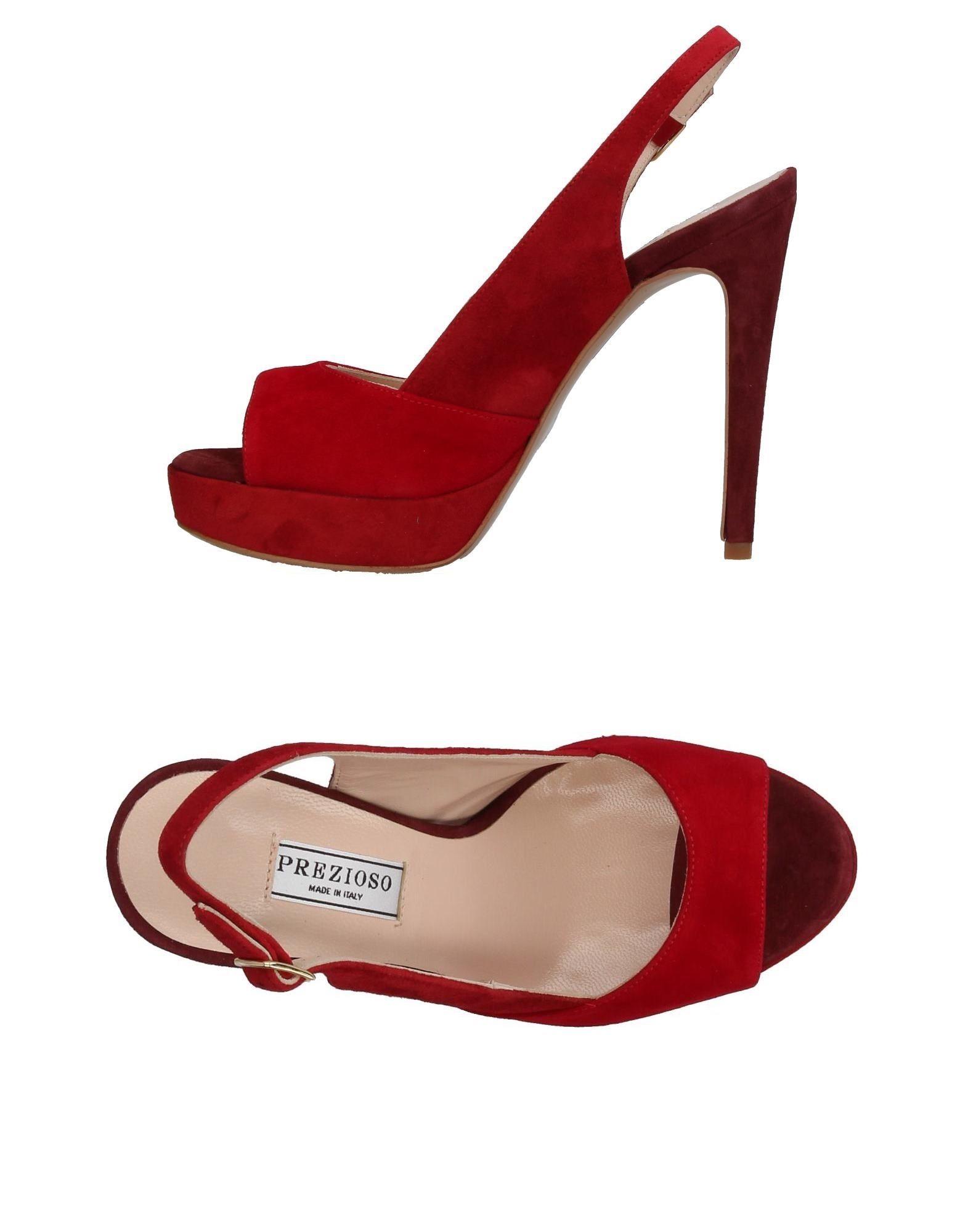 Günstige und modische Schuhe Prezioso Sandalen Damen  11414761XM