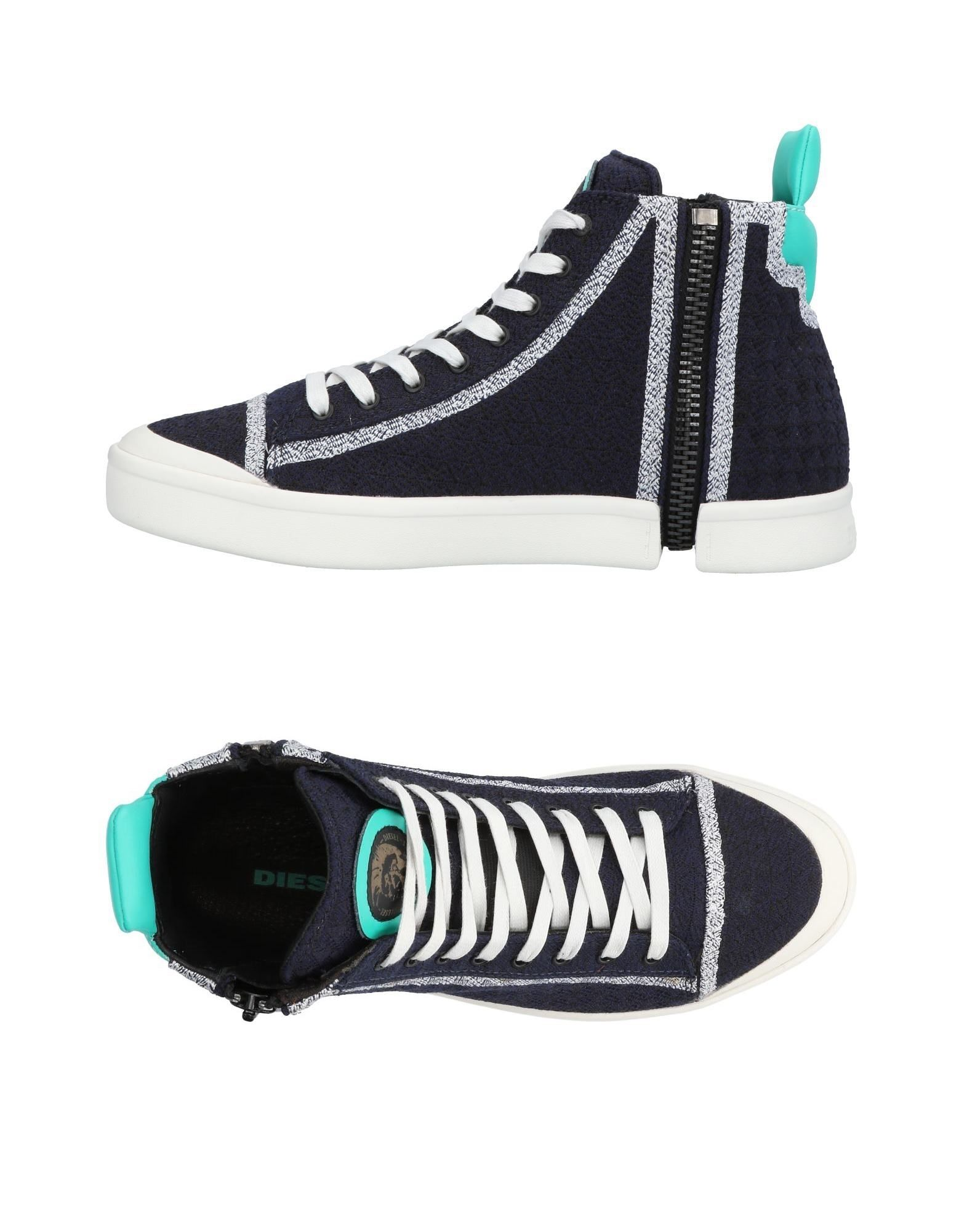 Diesel Sneakers Herren  11414769DE Heiße Schuhe