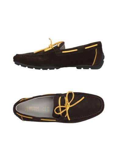 Zapatos de hombre y mujer de promoción por Hombre tiempo limitado Mocasín Geox Hombre por - Mocasines Geox - 11414785IK Café cec52c