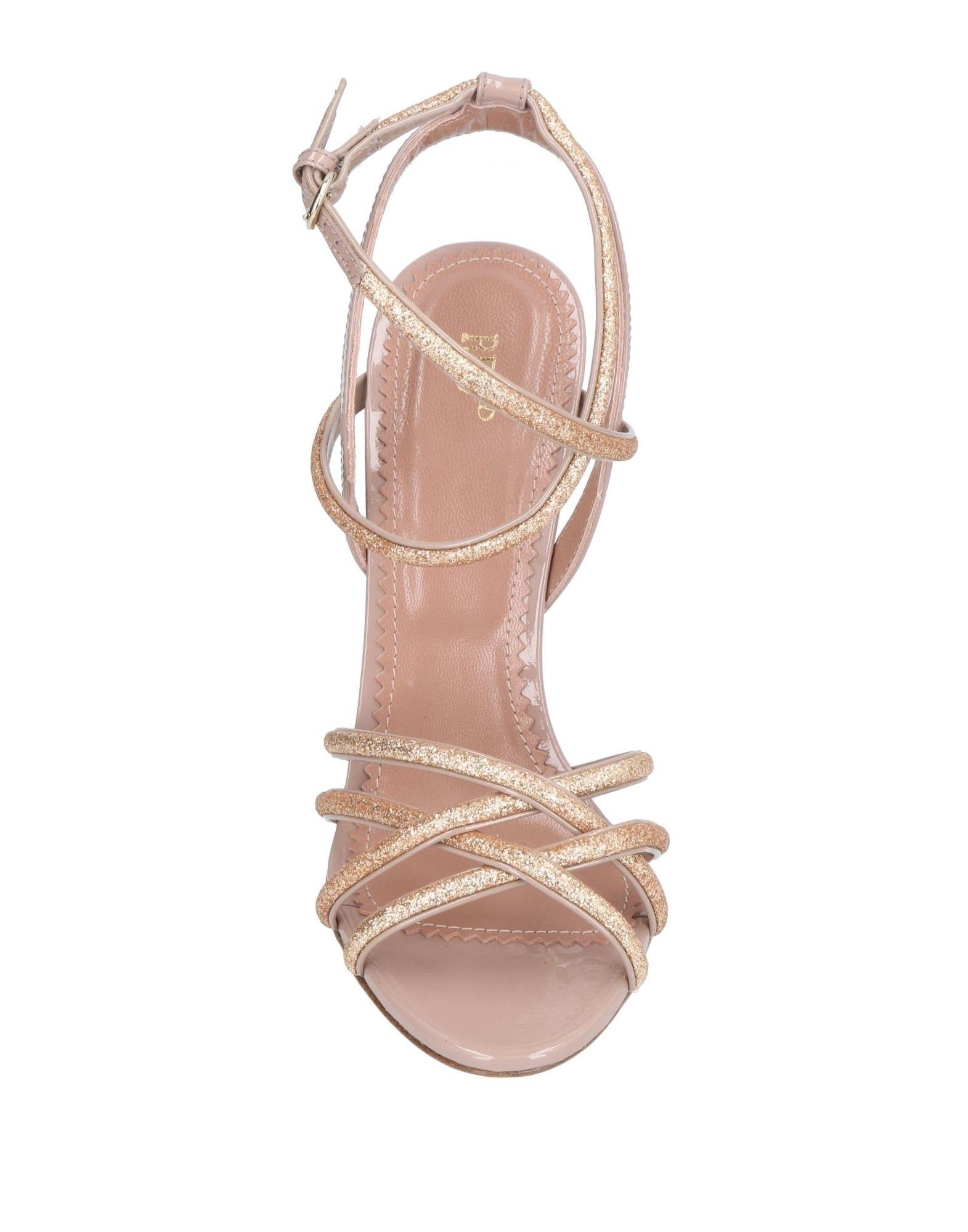 Stilvolle billige Schuhe Red(V) Sandalen Damen  11414894WA