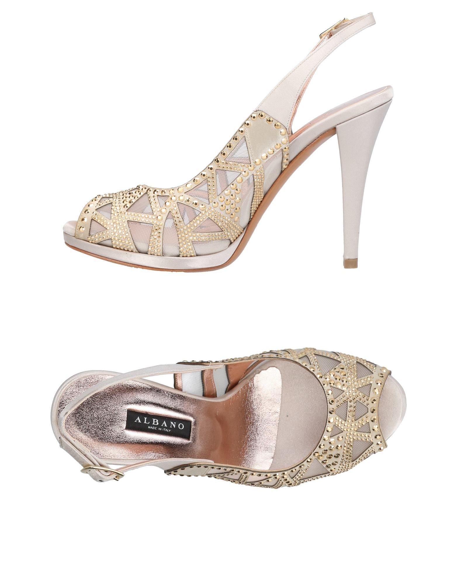 Albano Sandalen Damen  11414901ER Gute Qualität beliebte Schuhe