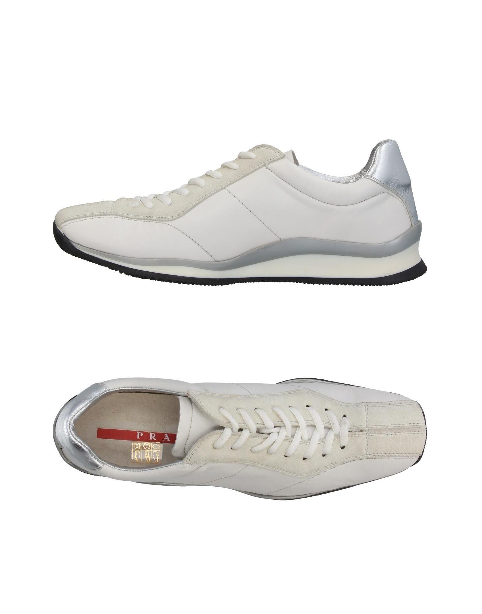 069b19ee3442 Sneakers Prada Sport Femme Sneakers Prada Sport sur ...