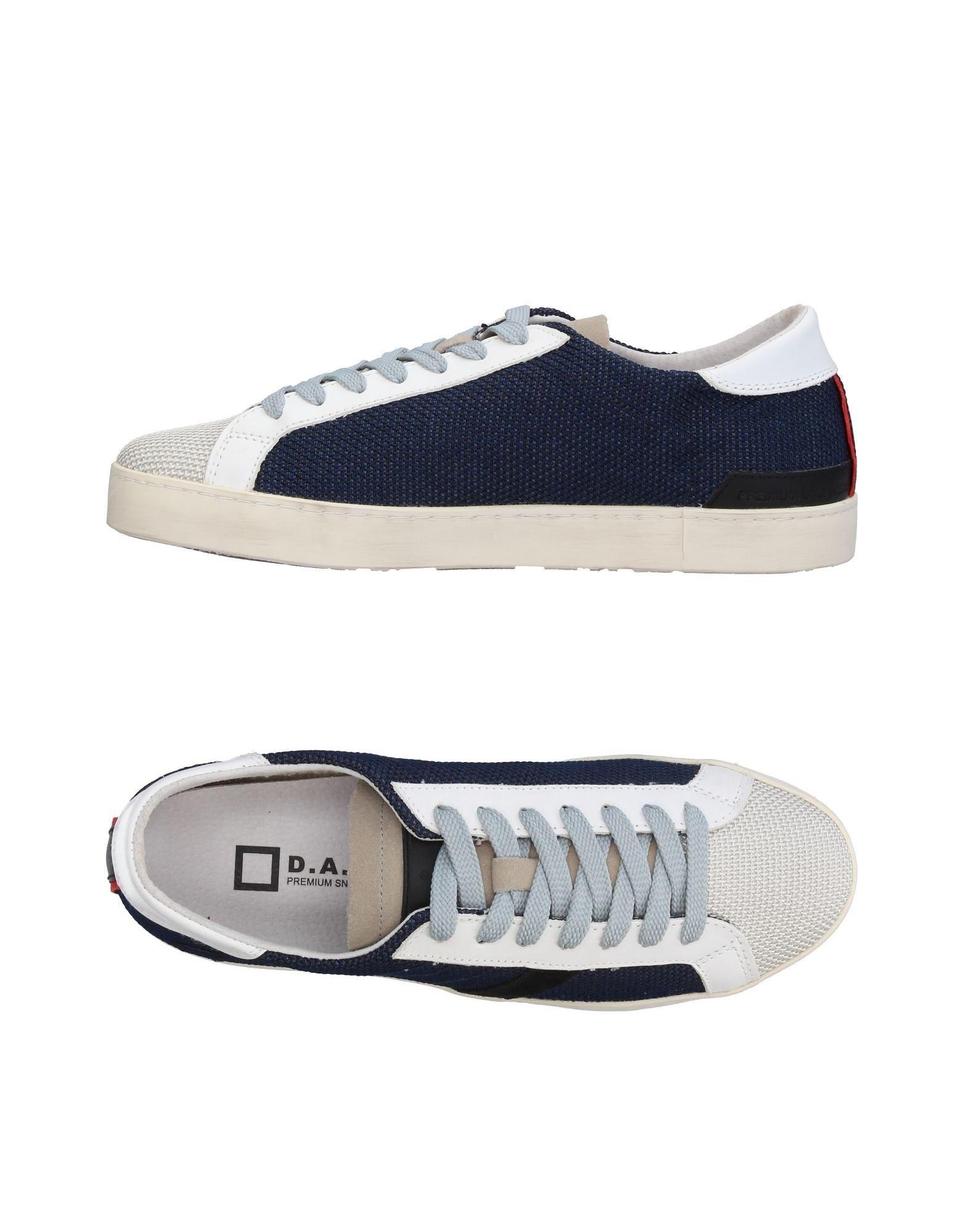 D.A.T.E. Sneakers Herren  11415025WC Heiße Schuhe