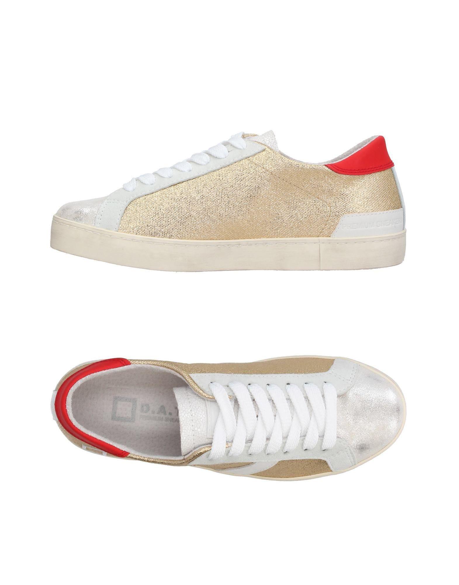 Sneakers D.A.T.E. comode Donna - 11415044PG Scarpe comode D.A.T.E. e distintive 864af8