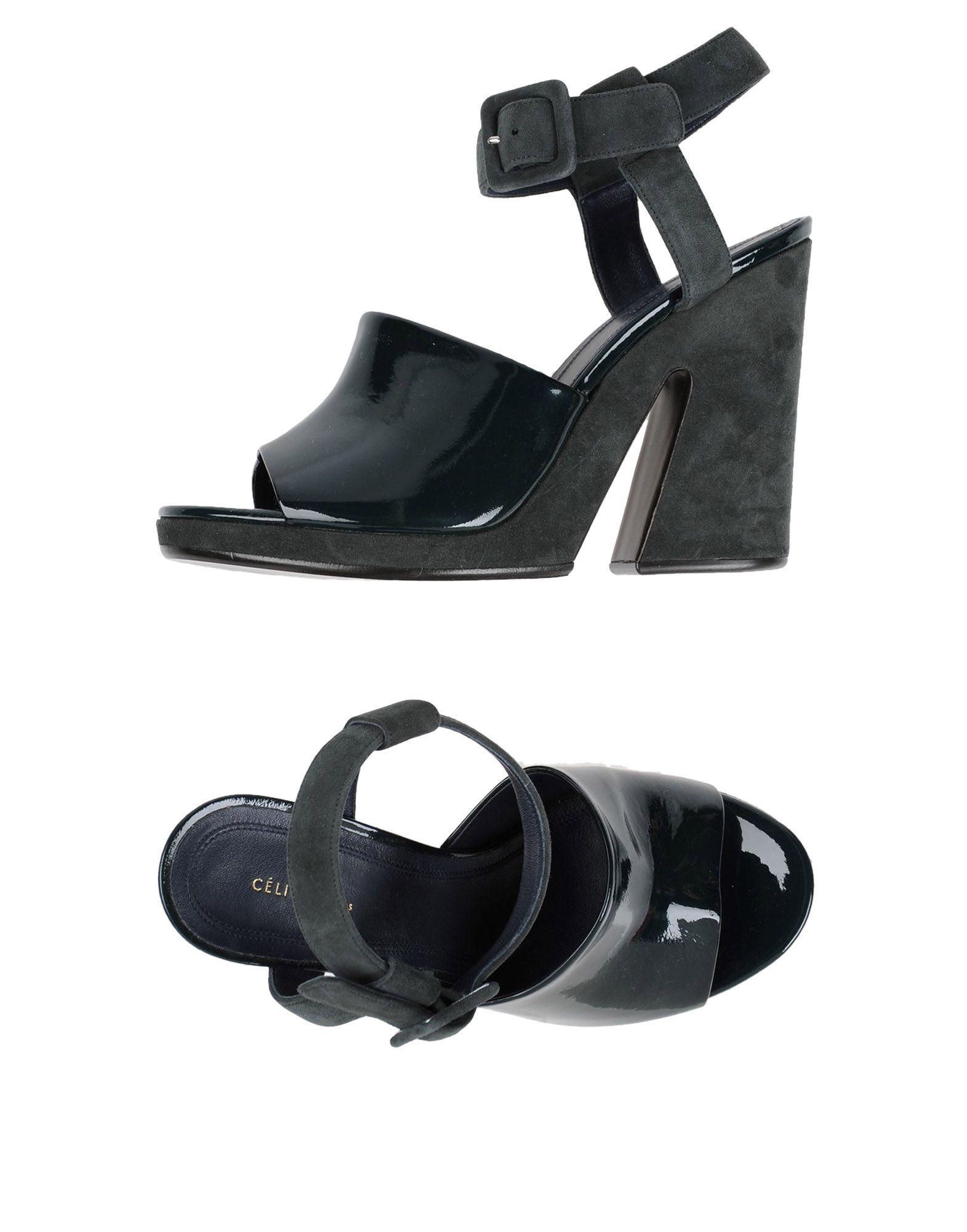 Céline Sandalen Damen Damen Sandalen  11415075QG Heiße Schuhe f5923b