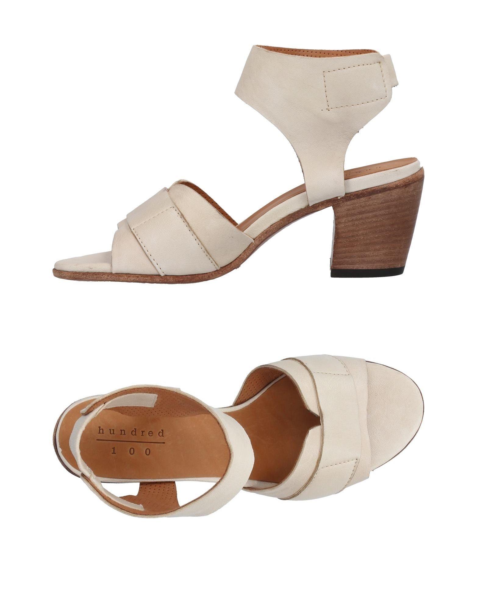Hundred 100 Sandalen Damen  11415086TI Gute Qualität beliebte Schuhe